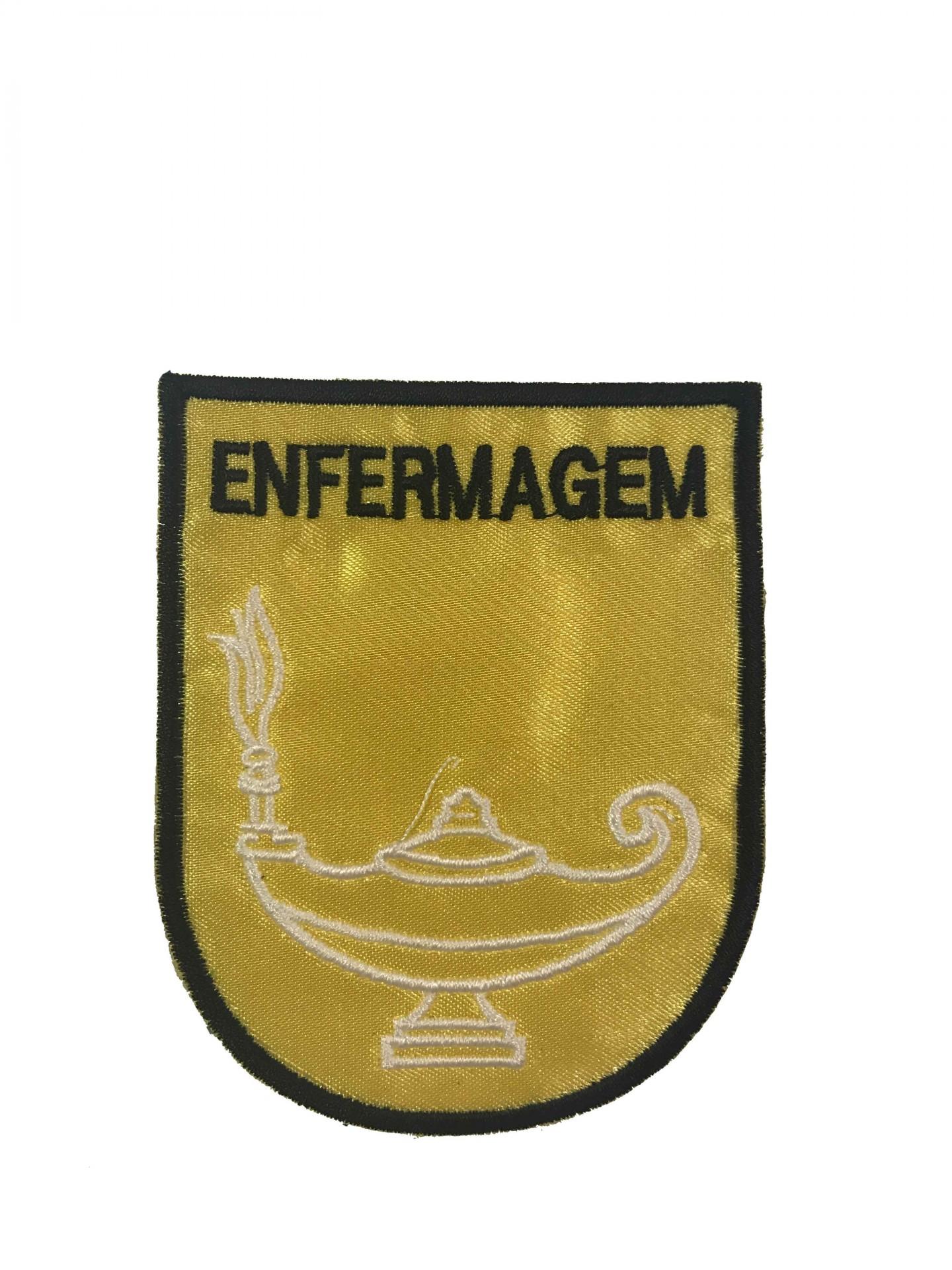 Emblema Enfermagem