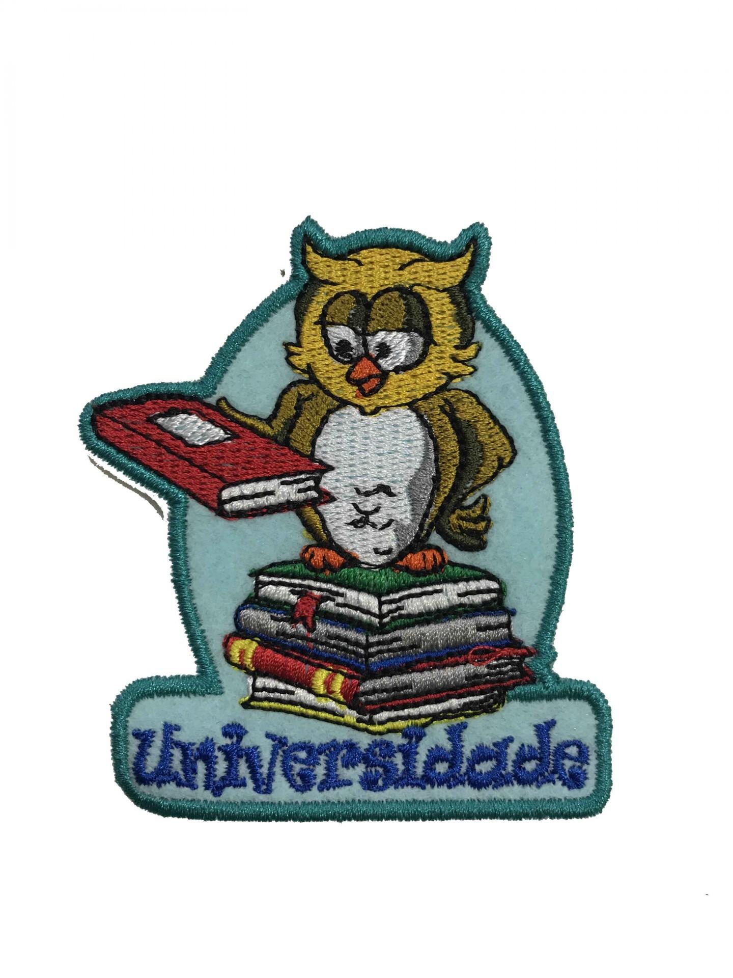 Emblema Universidade