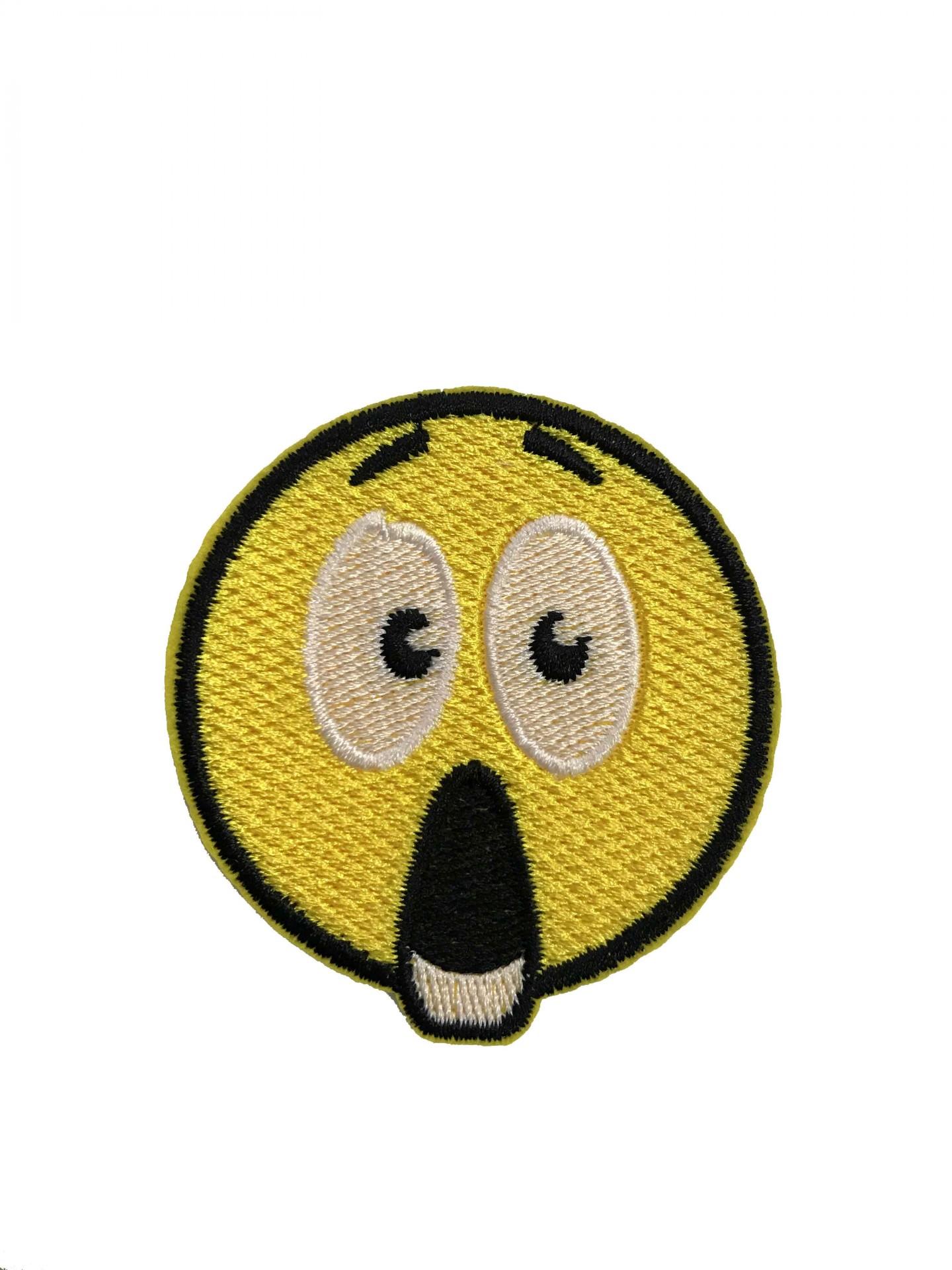 Emblema Boneco Amarelo