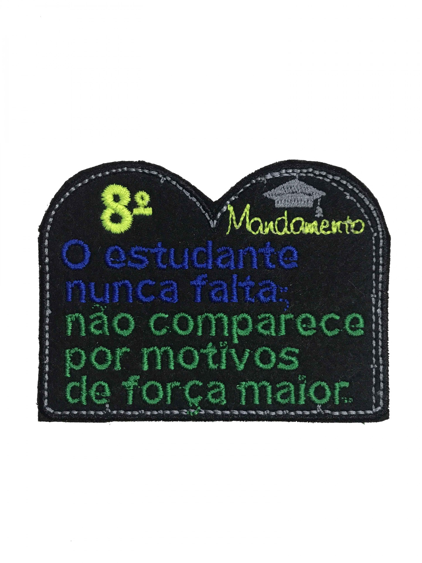 Emblema 8º Mandamento