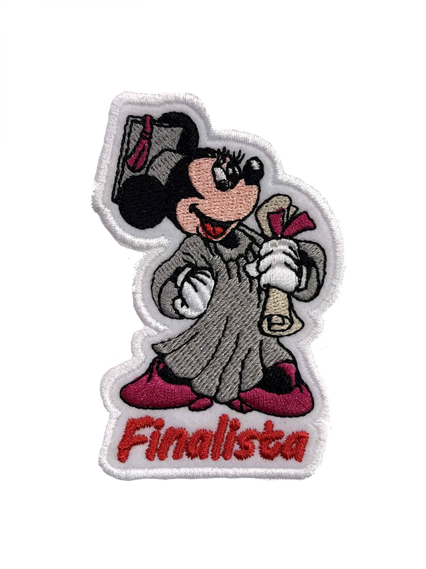 Emblema Finalista Minnie
