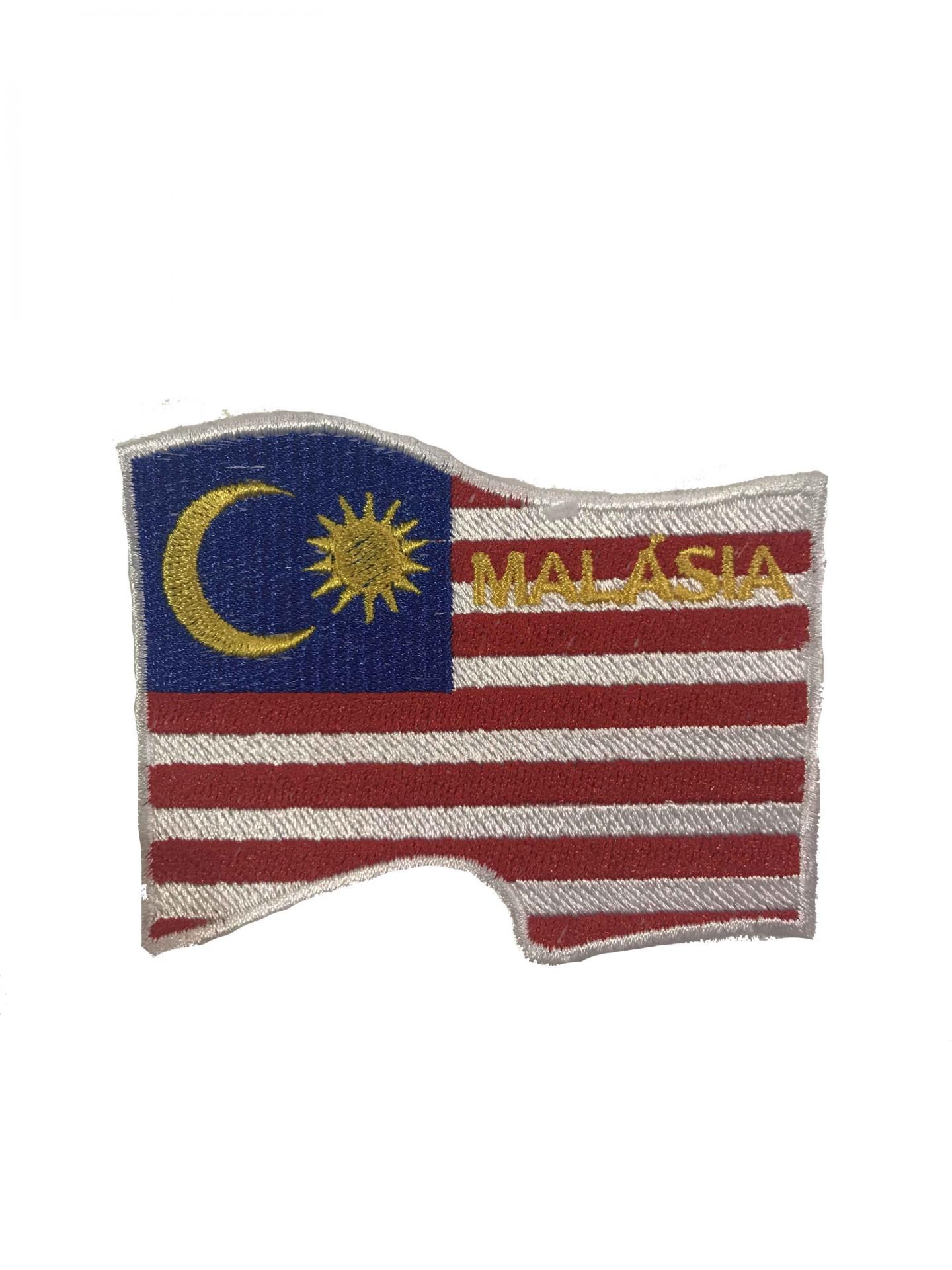Emblema Malásia