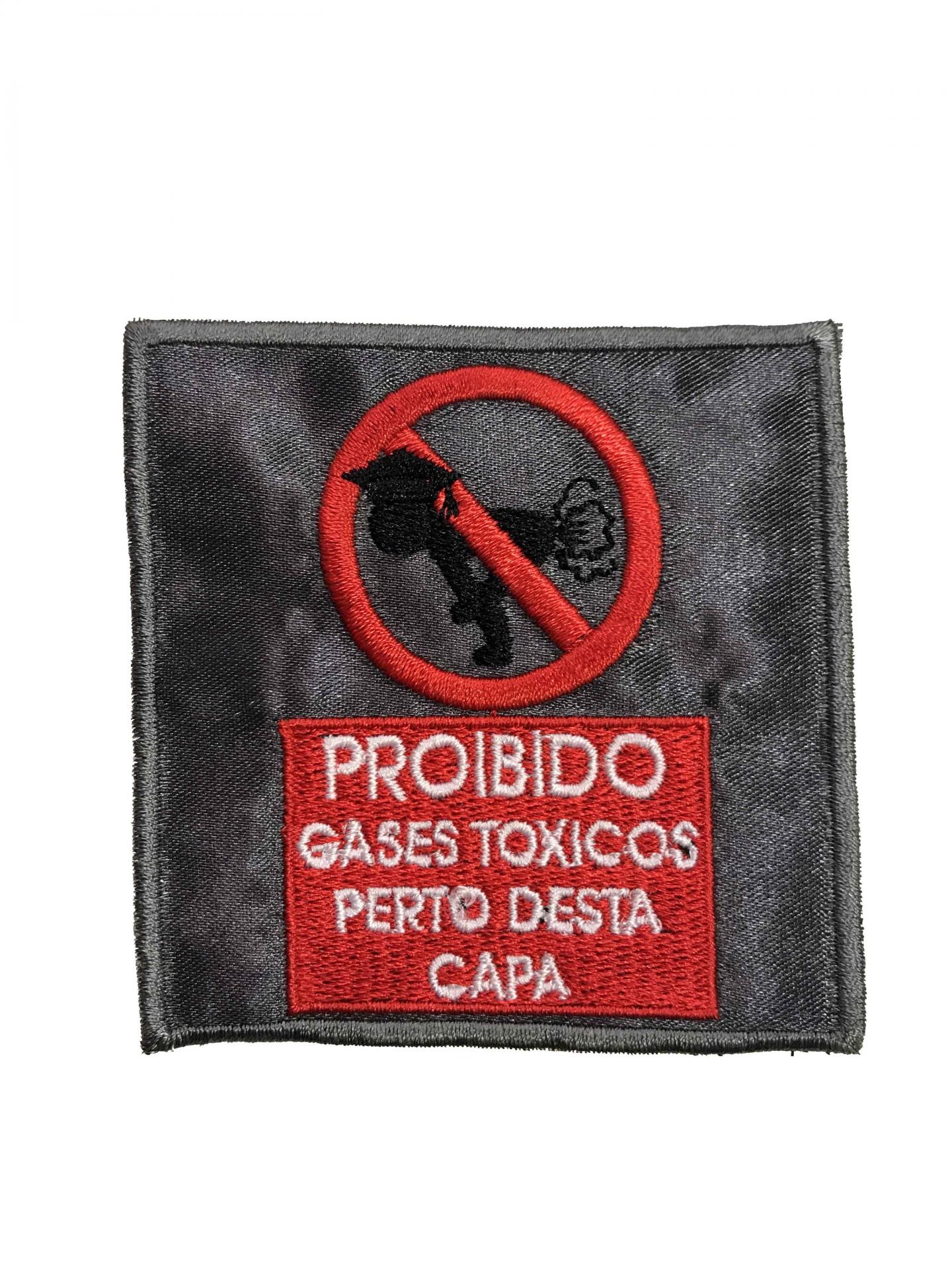 Emblema Gases Tóxicos