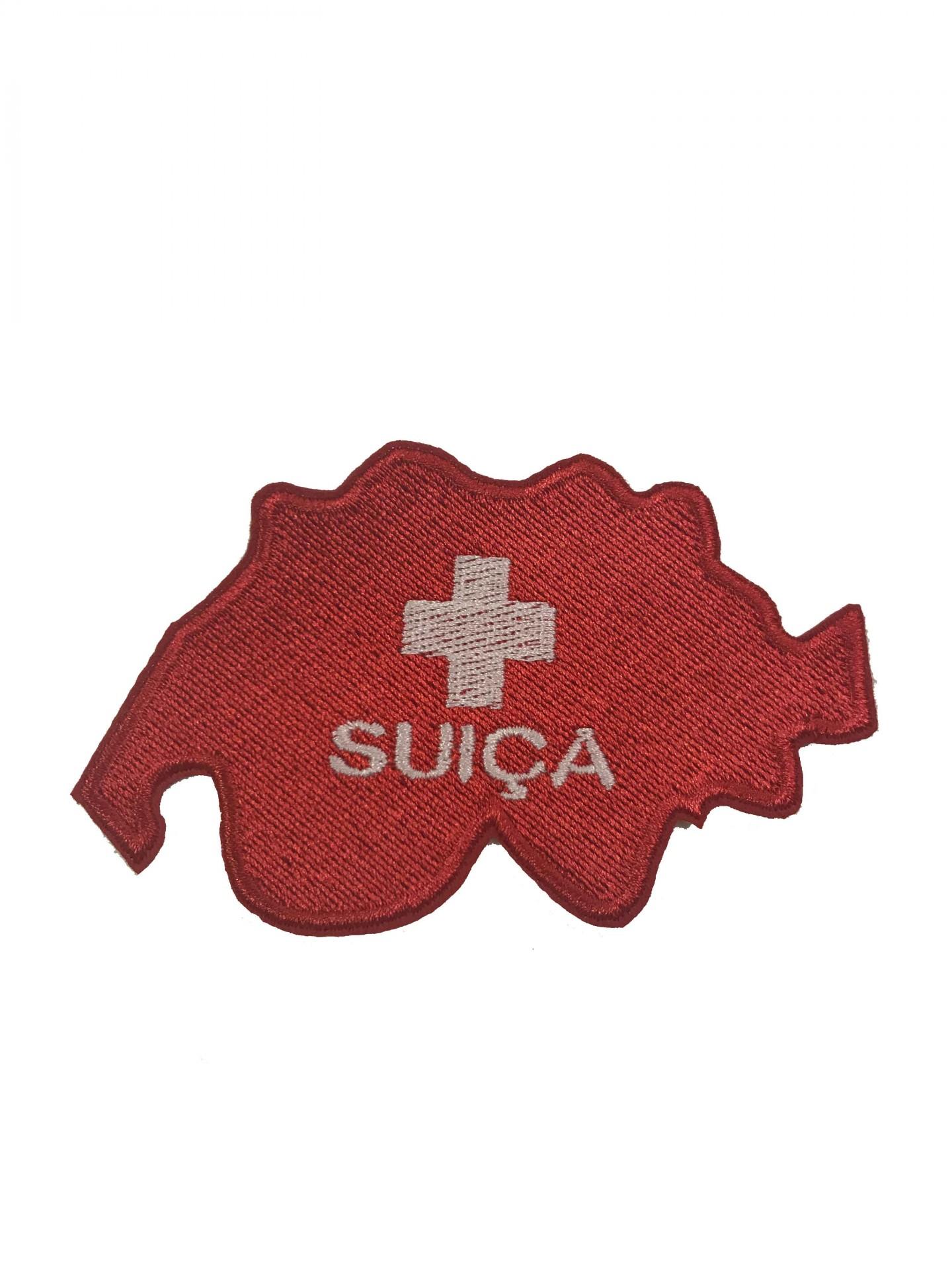 Emblema Suiça