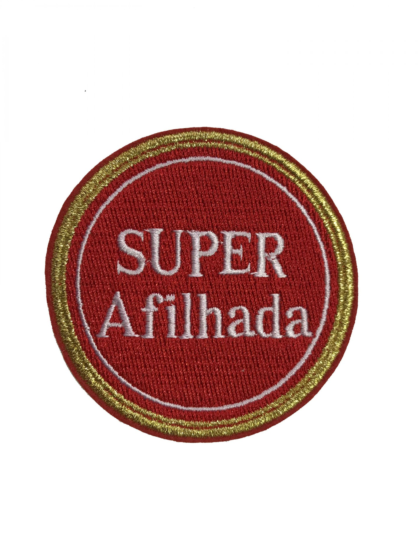 Emblema Super Afilhada