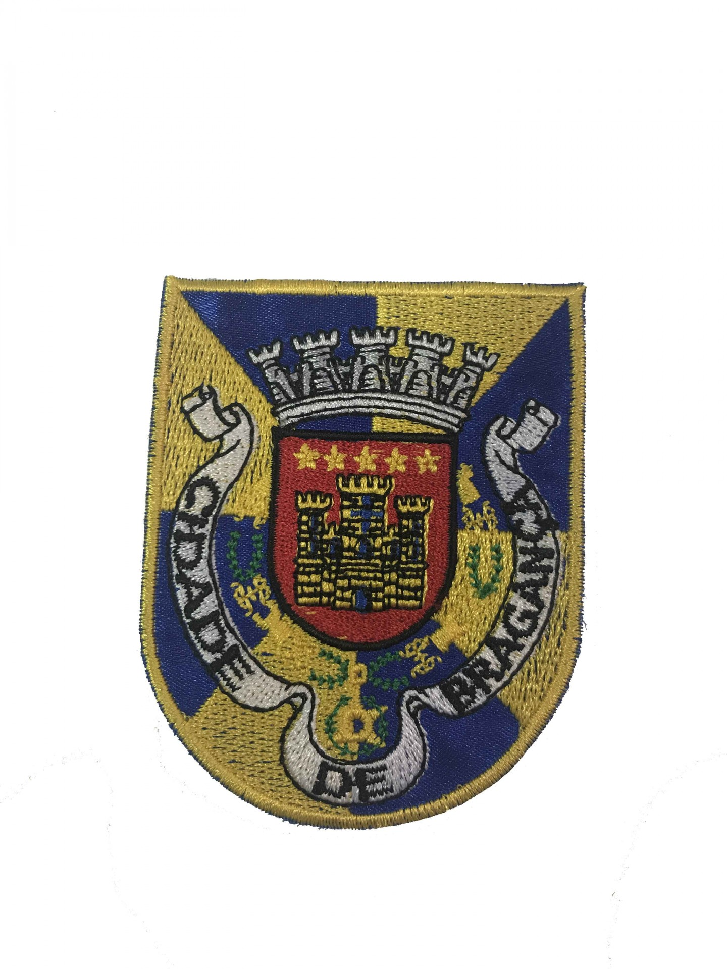 Emblema Bragança