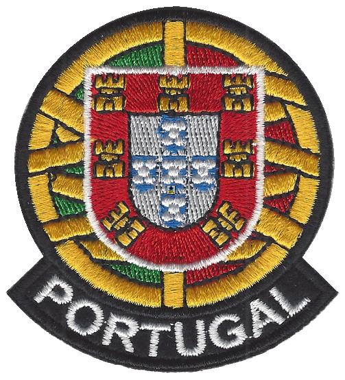 Emblema Escudo Portugal