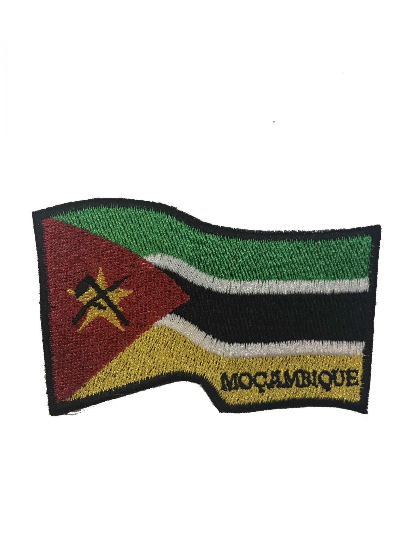 Emblema Moçambique