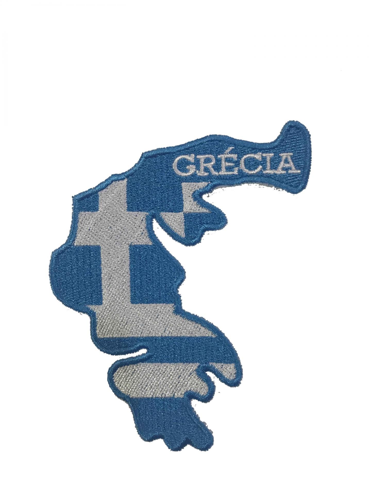 Emblema Grécia