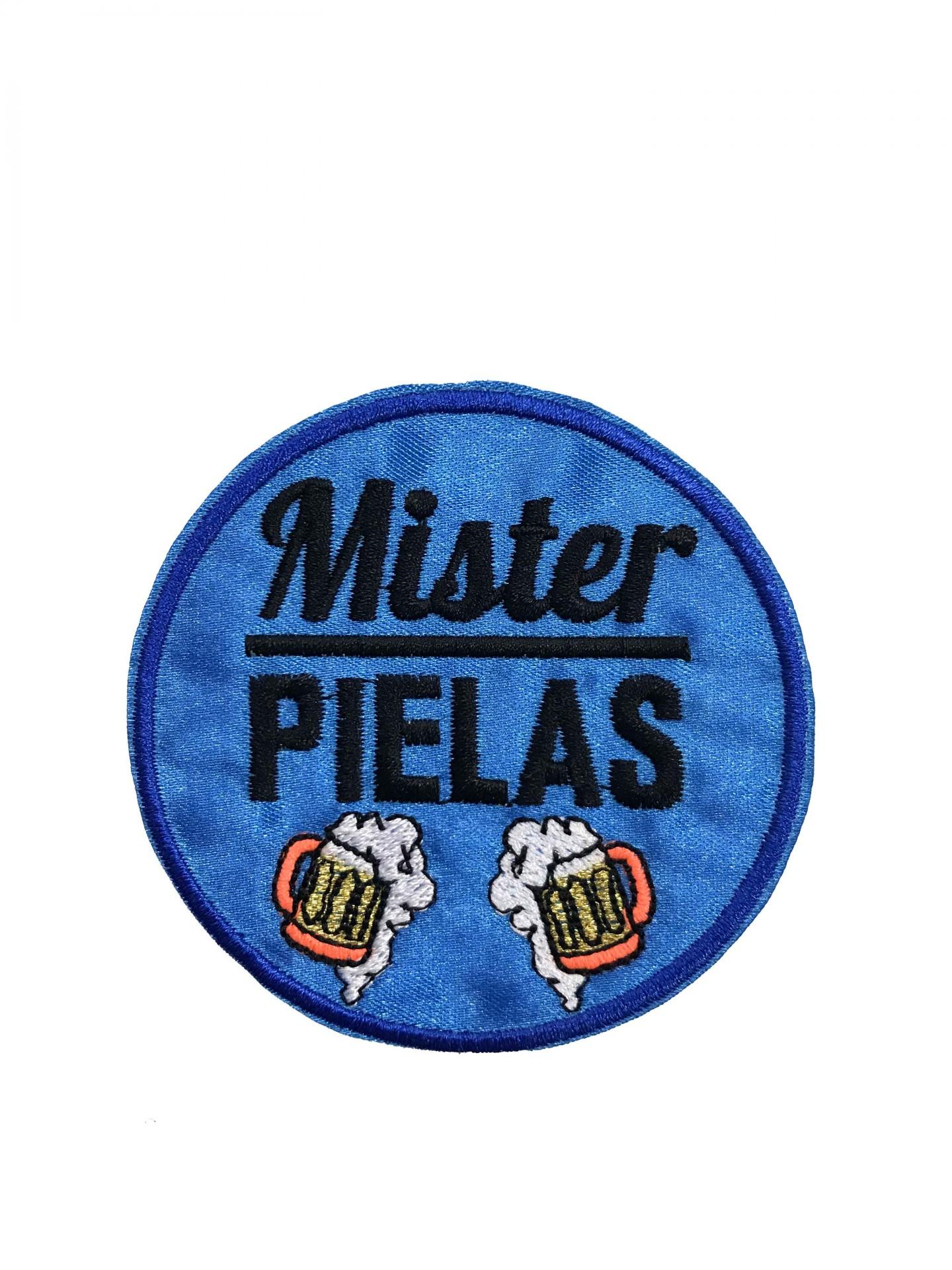 Emblema Mister pielas