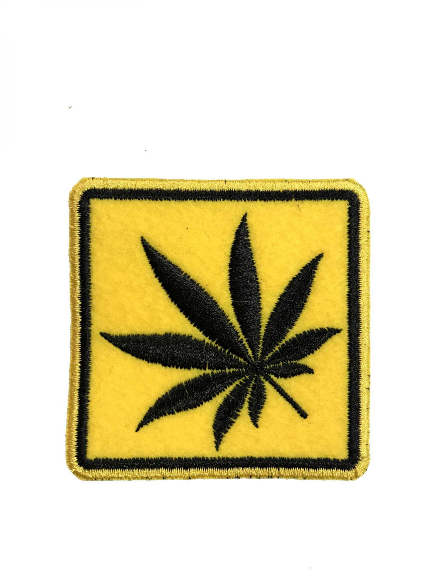 Emblema Marijuana