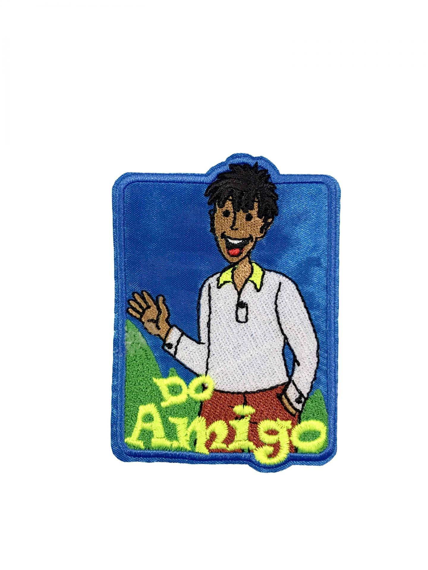 Emblema Amigo
