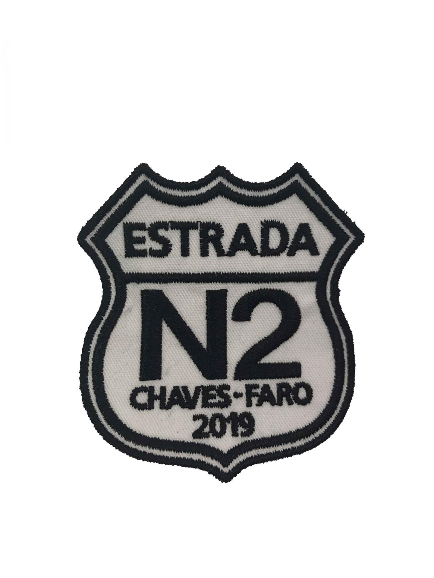 Emblema Estrada nº2