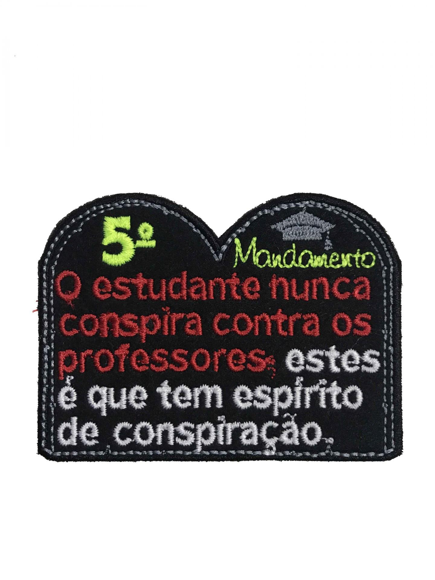Emblema 5º Mandamento