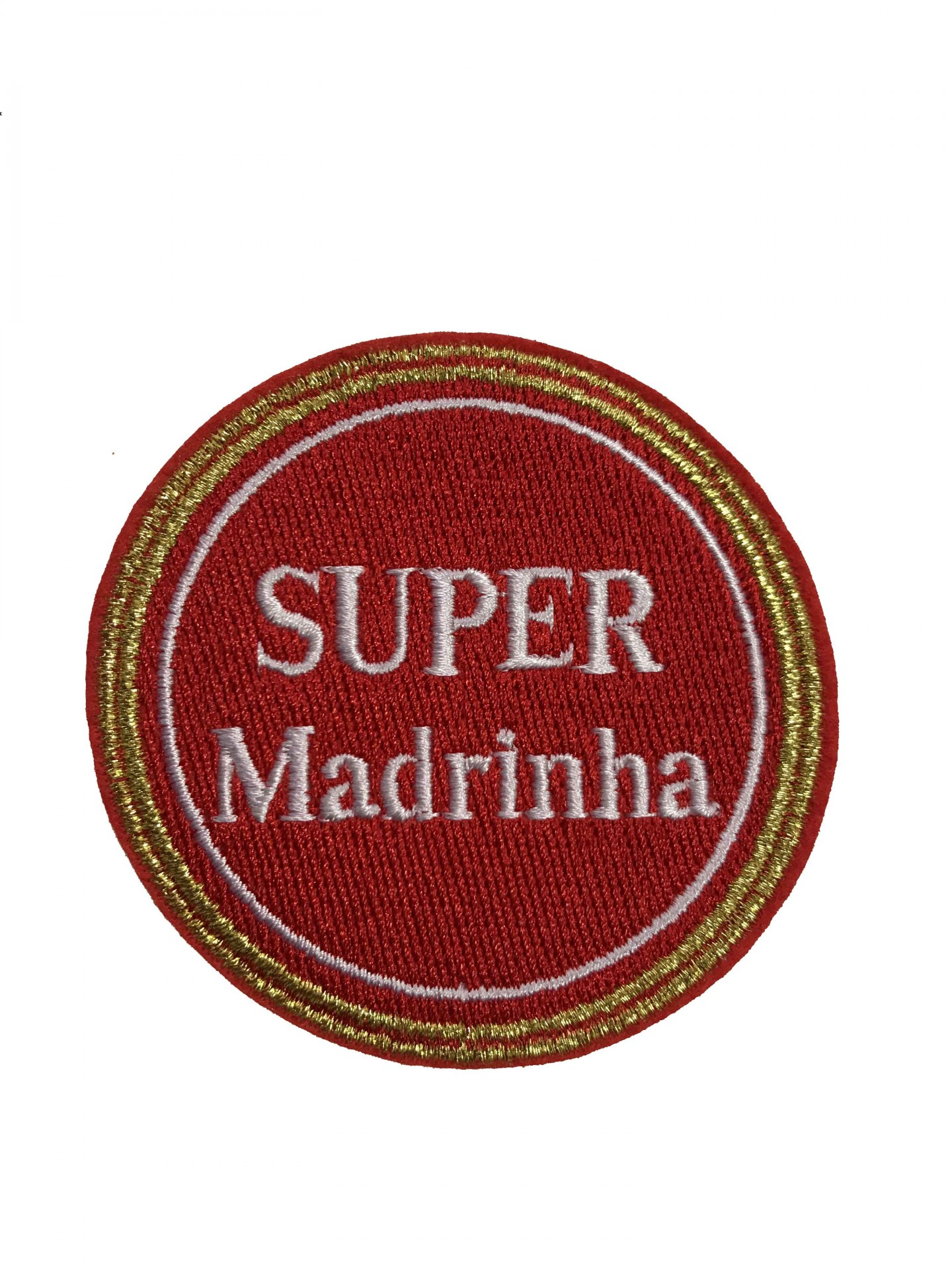 Emblema Super Madrinha