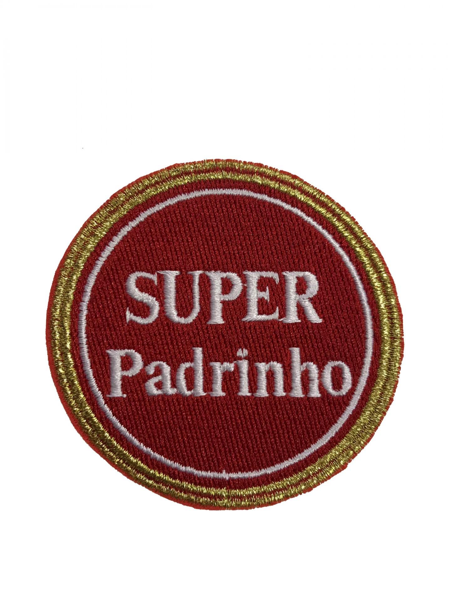 Emblema Super Padrinho
