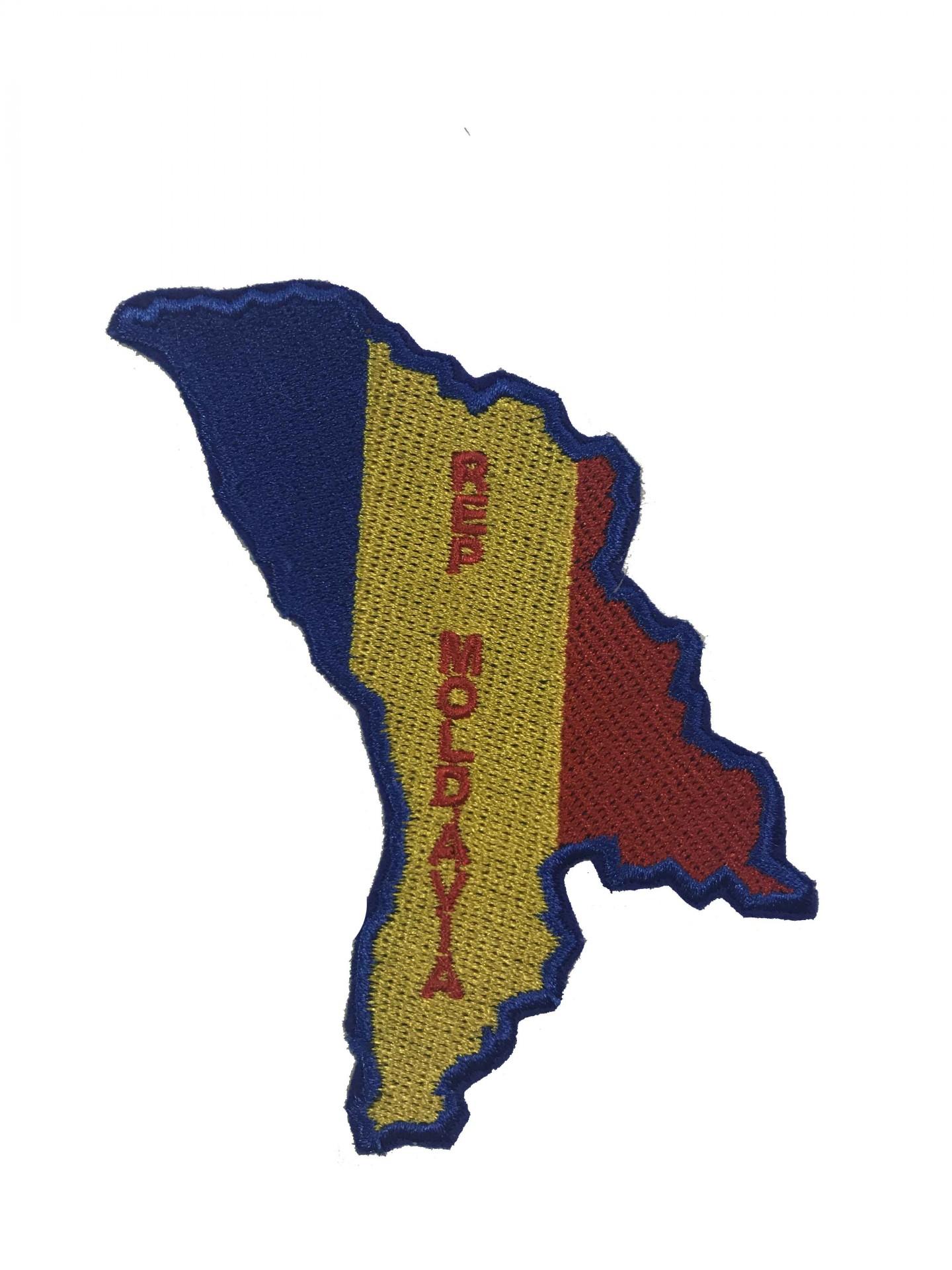 Emblema Moldávia