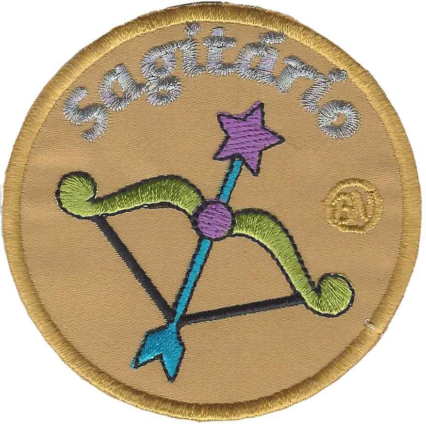 Emblema Sagitário