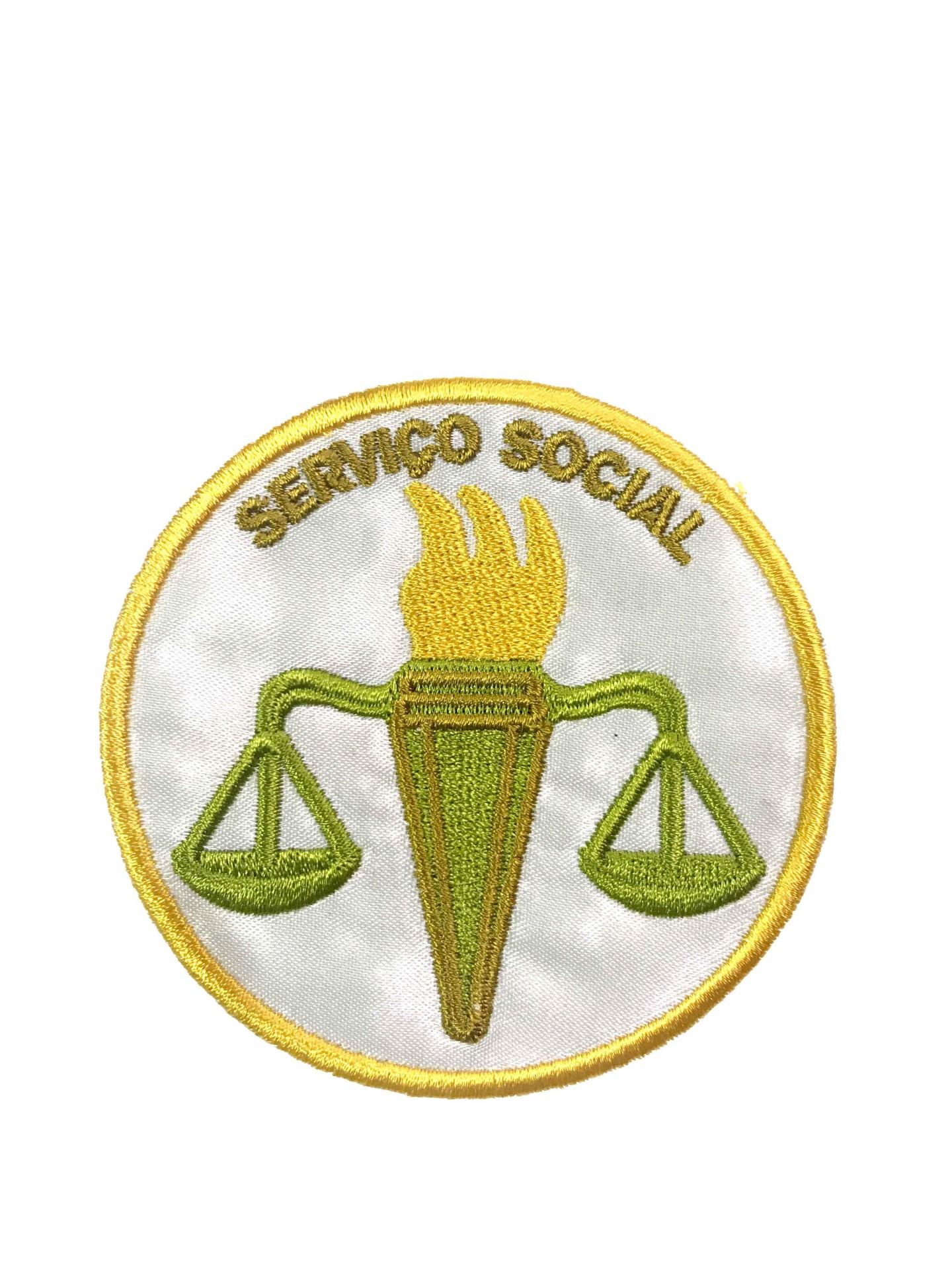 Emblema Serviço Social