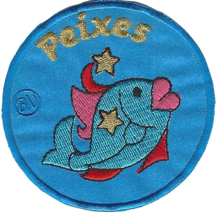 Emblema Peixes