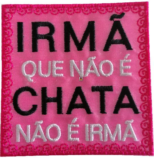 Emblema Irmã Chata