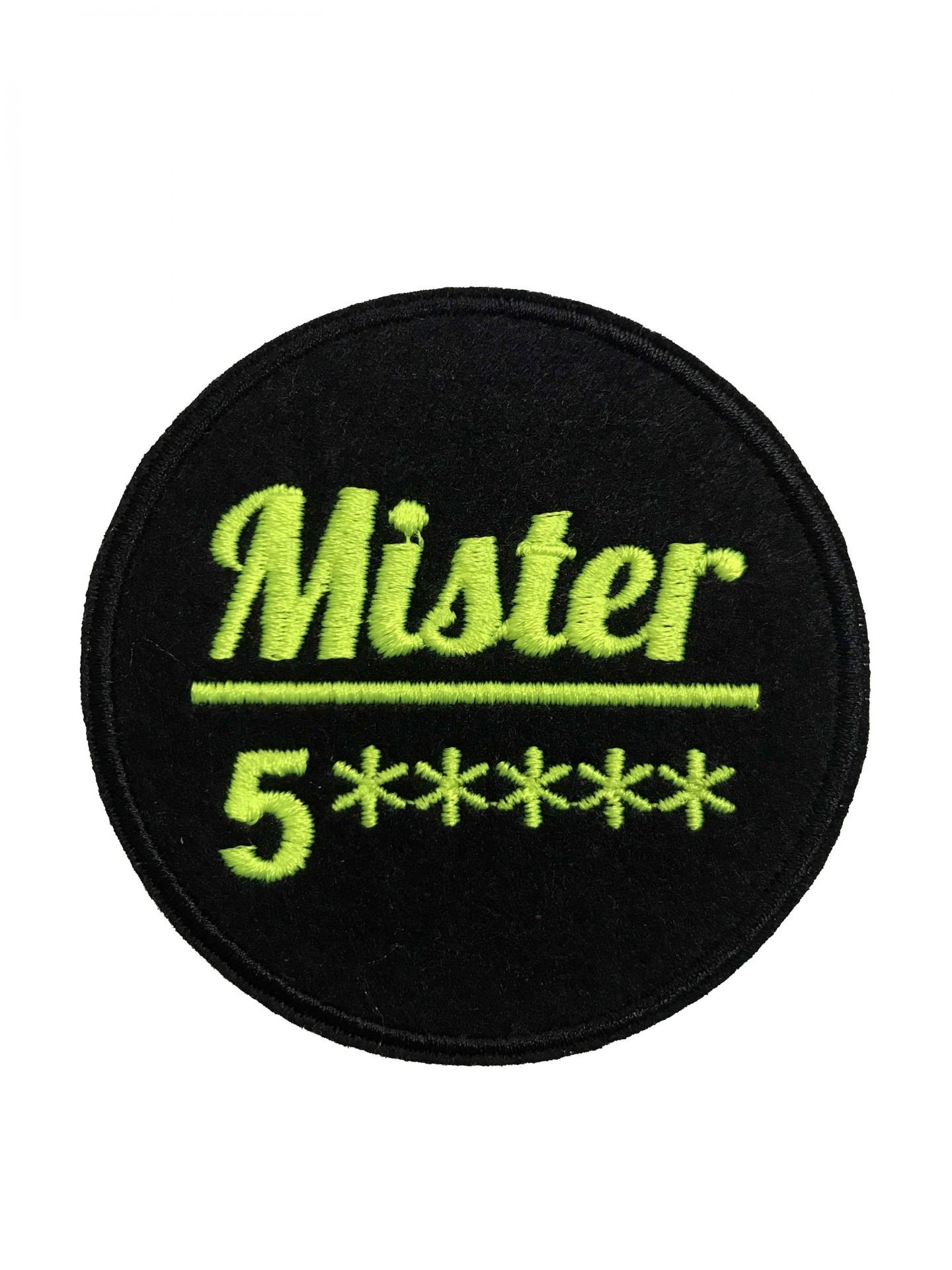 Emblema Mister 5*