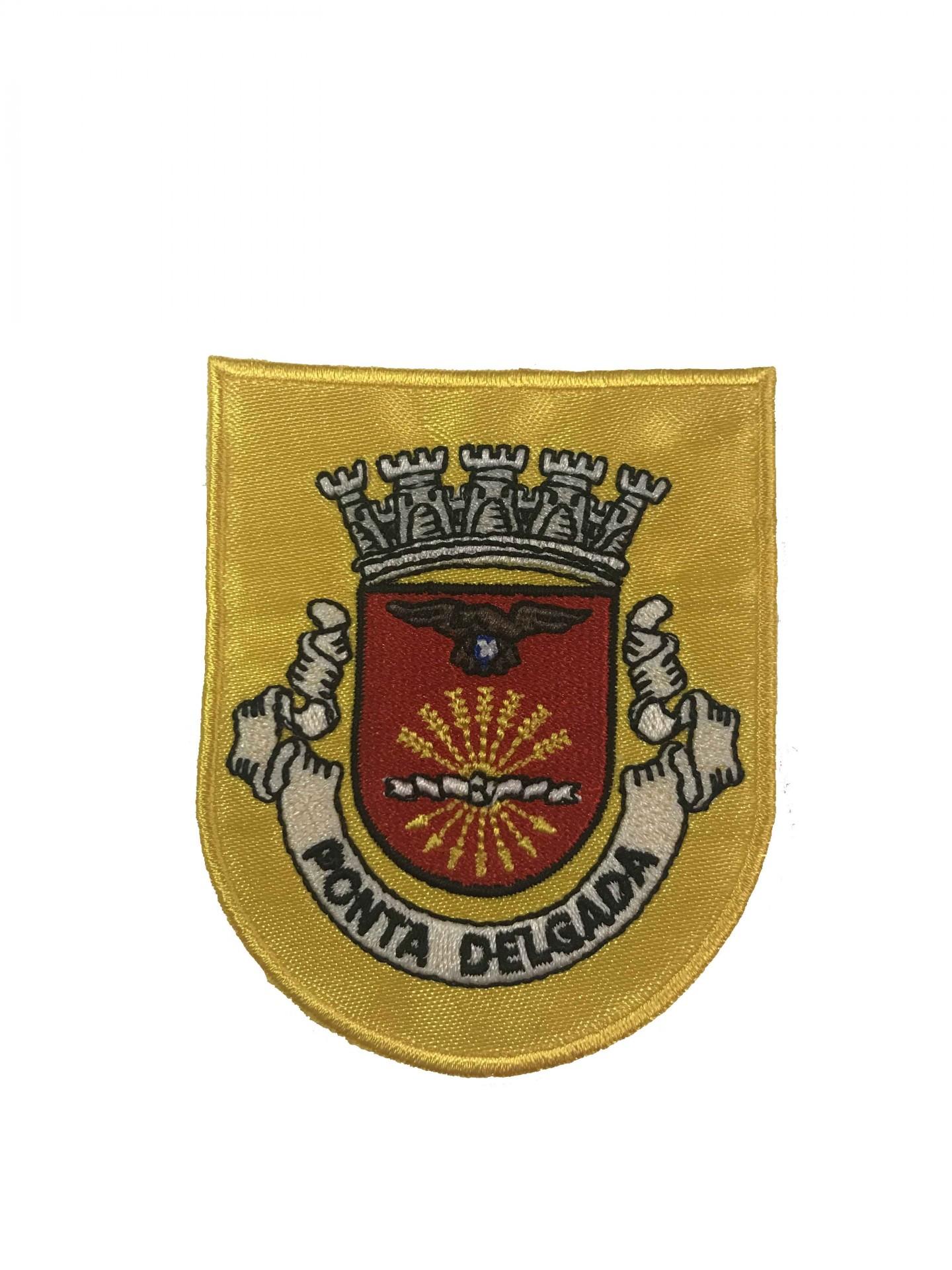 Emblema Ponta Delgada
