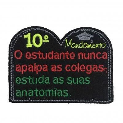 Emblema 10º Mandamento