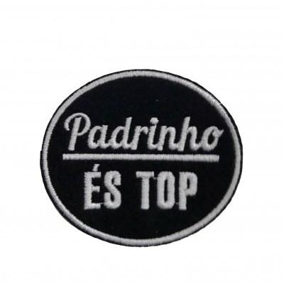 Emblema Padrinho és top