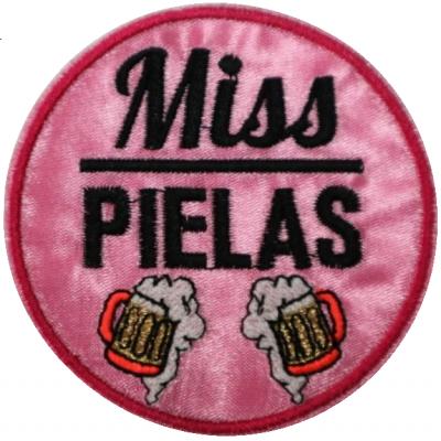 Emblema Miss Pielas