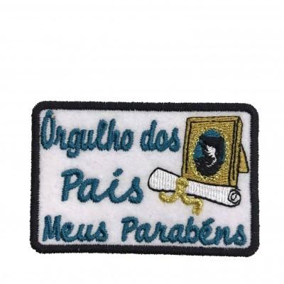 Emblema Orgulho dos Pais