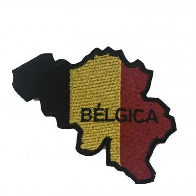 Emblema Bélgica