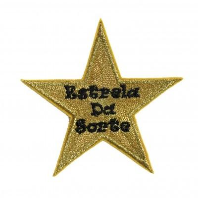 Emblema Estrela da sorte