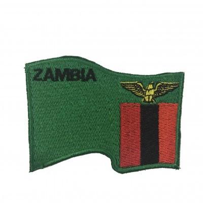 Emblema Zâmbia