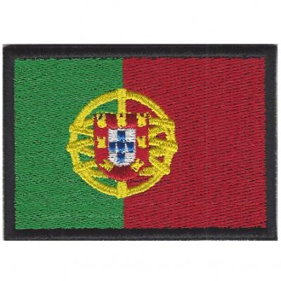 Emblema Bandeira Portugal 7x5cm