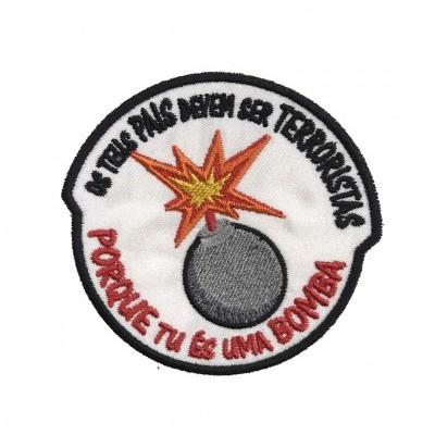 "Emblema ""bomba"""