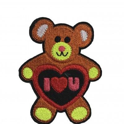 Emblema I love you