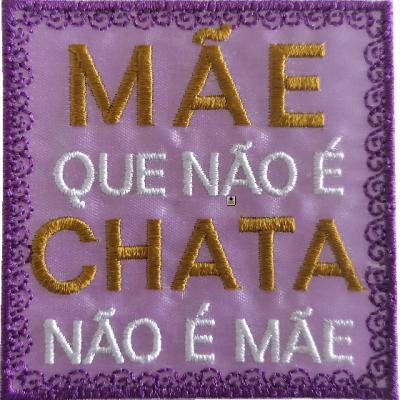 Emblema Mãe Chata