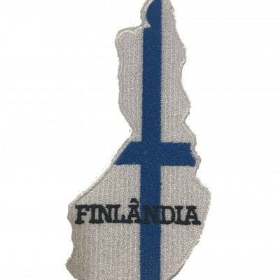 Emblema Finlândia