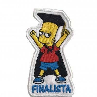 Emblema Finalista Simpson