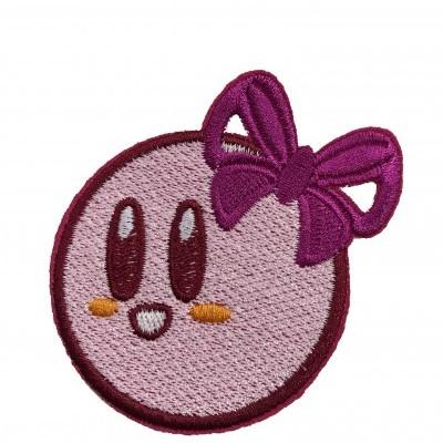 Emblema Boneco Rosa