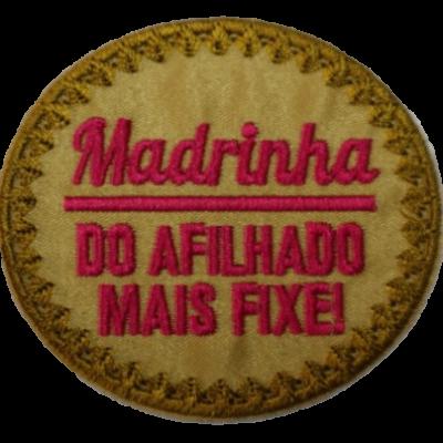 Emblema Madrinha Afilhada MF