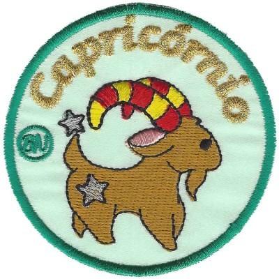 Emblema Capricórnio