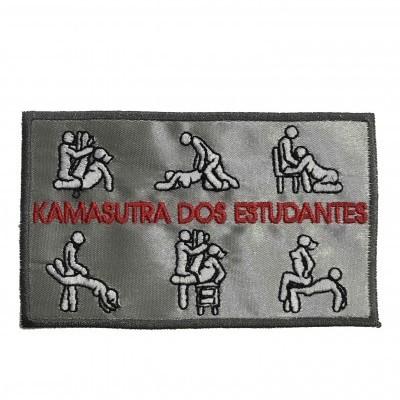 Emblema Kamasutra dos estudantes