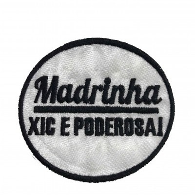 Emblema Madrinha Xic e Poderosa