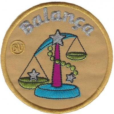 Emblema Balança