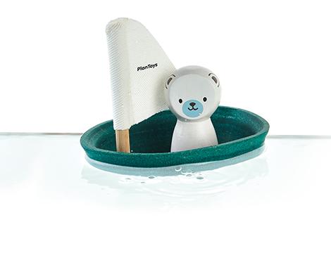 Veleiro Urso Polar - Plan Toys