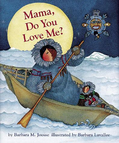 Mama, Do You Love Me? | Board Book