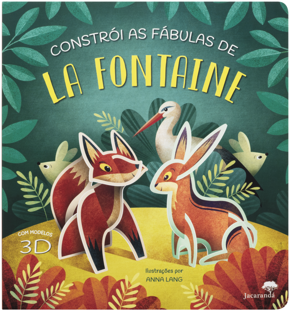 Constrói as Fábulas de La Fontaine