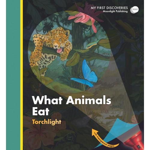 O Que Comem os Animais - My First Discoveries